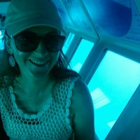 Photo taken at Catalina Semi-submersible Undersea Tour by Pelin G. on 8/10/2014