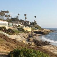 Das Foto wurde bei La Jolla Beach von Pelin G. am 8/26/2013 aufgenommen