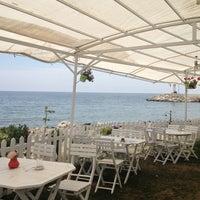 Photo taken at Çapari Bahçe Cafe by Yawuz T. on 6/7/2013