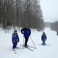 Photo taken at Greek Peak Mountain Resort by Ammie B. on 12/27/2012