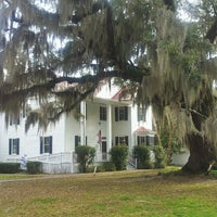 Photo taken at Lowcountry Visitors Center & Museum (at Frampton Plantation) by Vanessa W. on 3/23/2013