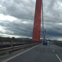 Photo taken at Ponte all'Indiano by Lumacornio on 10/16/2012