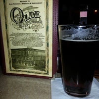 Photo taken at Olde Peninsula Brewpub & Restaurant by Charles O. on 4/17/2013