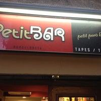 5/4/2013にValenti F.がPetit Barで撮った写真