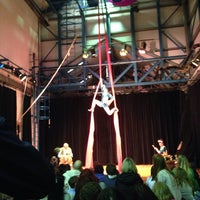 Photo taken at Belfast Circus School by Kata L. on 5/5/2014