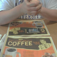 Photo taken at Denny's by Ryan S. on 2/2/2013