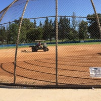 Photo taken at Fountain Valley Sports Complex by CJ Y. on 4/2/2016