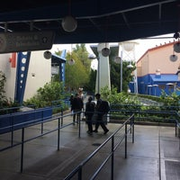 Photo taken at Disneyland Fire Department No. 1 by CJ Y. on 4/14/2017