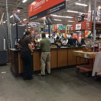 ... Photo Taken At The Home Depot By CJ Y. On 4/5/2017 ...