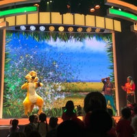 Photo taken at Disney Junior Live on Stage! by CJ Y. on 8/12/2017