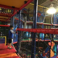 Photo taken at Thrill It Fun Center by CJ Y. on 7/1/2017