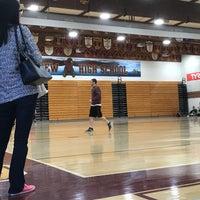Photo taken at Ocean View High School by CJ Y. on 1/21/2018