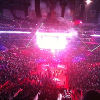 Foto tomada en STAPLES Center VIP SUITES  por CJ Y. el 4/17/2013