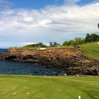 Photo taken at Mauna Kea Golf Course by CJ Y. on 9/26/2013