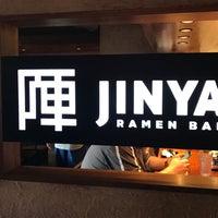 Das Foto wurde bei Jinya Ramen Bar von CJ Y. am 9/9/2017 aufgenommen
