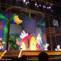 Photo taken at Disney Junior Live on Stage! by CJ Y. on 4/8/2017