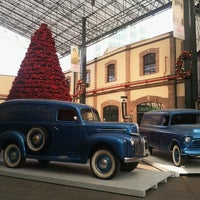 Photo taken at Plaza Loreto by Juan Luis O. on 12/18/2012