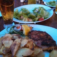Photo taken at Djanny Restaurant by Nazar R. on 7/8/2013