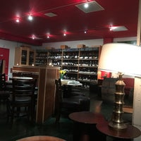 Photo taken at Blanc et Rouge by Chrystal M. on 1/31/2017