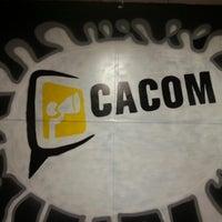 Photo taken at CACOM (Centro Acadêmico De Comunicação Social) by Giorgio A. on 12/3/2012