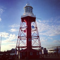 Photo taken at Port Adelaide Lighthouse by Tony on 5/26/2013