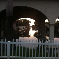 Photo taken at Lake Tarpon Resort by Bercerly H. on 10/21/2013