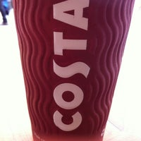 Photo taken at Costa Coffee by Maria M. on 6/13/2013