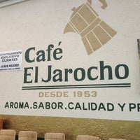 Photo taken at Café El Jarocho by Lina O. on 7/29/2013