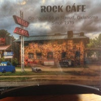 Photo taken at Rock Cafe by Chuck R. on 6/15/2013