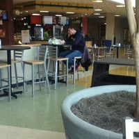 Photo taken at Student Center by Shaimaa F. on 4/1/2013
