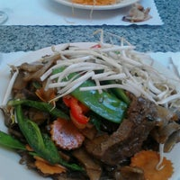 Photo taken at Dao Thai Restaurant by Shannon C. on 7/11/2013