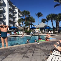 Photo taken at Hutchinson Island Marriot Sandpipper by Jessica S. on 3/8/2014