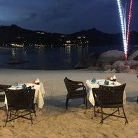 Photo taken at Panviman Resort Koh Phangan by Iain F. on 5/1/2017