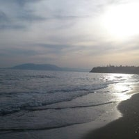 Photo taken at Rincón de la Victoria Beach by Soluntic C. on 4/12/2013