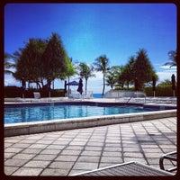 Photo taken at Seacoast Pool by Damron C. on 10/18/2012