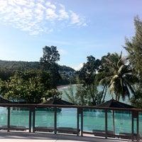 Photo taken at Pullman Phuket Arcadia Pool by Wasinee C. on 9/25/2014