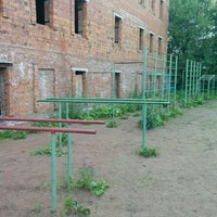 Photo taken at Школа № 173 by Timur D. on 7/14/2015