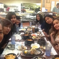 Photo taken at BCD Tofu House by Star 💋 L. on 11/18/2012