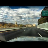 Photo taken at Kaufman Memorial Bridge by Charles L. on 11/5/2012