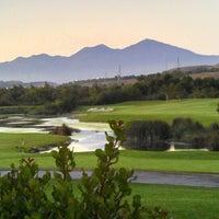 Photo taken at Arroyo Trabuco Golf Club by Deborah C. on 7/9/2013