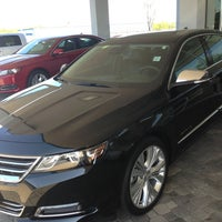 Photo taken at Terry Cullen Southlake Chevrolet by James S. on 4/26/2013