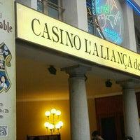 10/11/2014 tarihinde Beatriz S.ziyaretçi tarafından Casino l'Aliança del Poble Nou'de çekilen fotoğraf