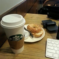 Photo taken at Starbucks by mac d. on 10/20/2013