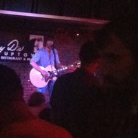 Photo taken at Johnny D's Uptown Restaurant & Music Club by Brittany R. on 7/27/2013