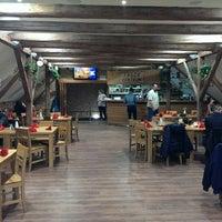 Photo taken at Restaurace Truck Centrum SG GROUP by Maxim B. on 12/20/2013