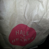 Photo taken at Hale & Hearty by Sally M. on 1/5/2013
