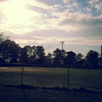 Photo taken at Fremont, NC by Patrick M. on 4/12/2013