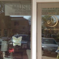 Photo taken at Music Corner by Stephanie T. on 3/16/2013