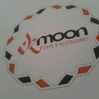 Photo taken at K.moon by Yassine M. on 6/25/2013