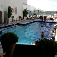 Photo taken at Piscina Othon Palace by Claudio S. on 1/6/2013